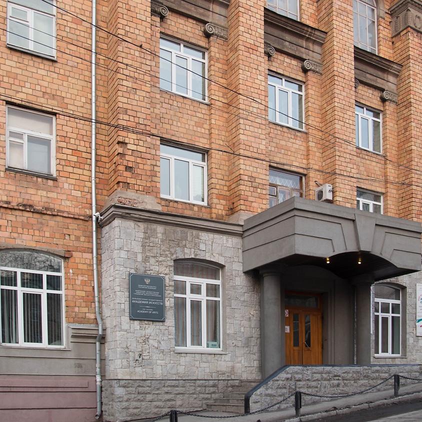 APRIL 1-7/ The Musical Vladivostok 2018 /concert, jury