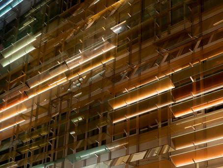 Grand Central Saint-Lazare, du verre à la lumière.