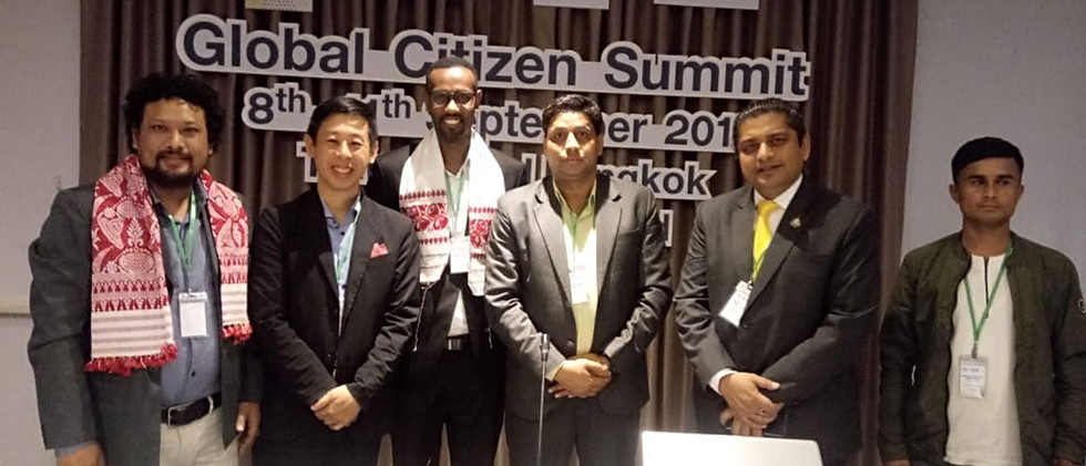 Global Citizen Summit (Gcs) 2019 Thailan