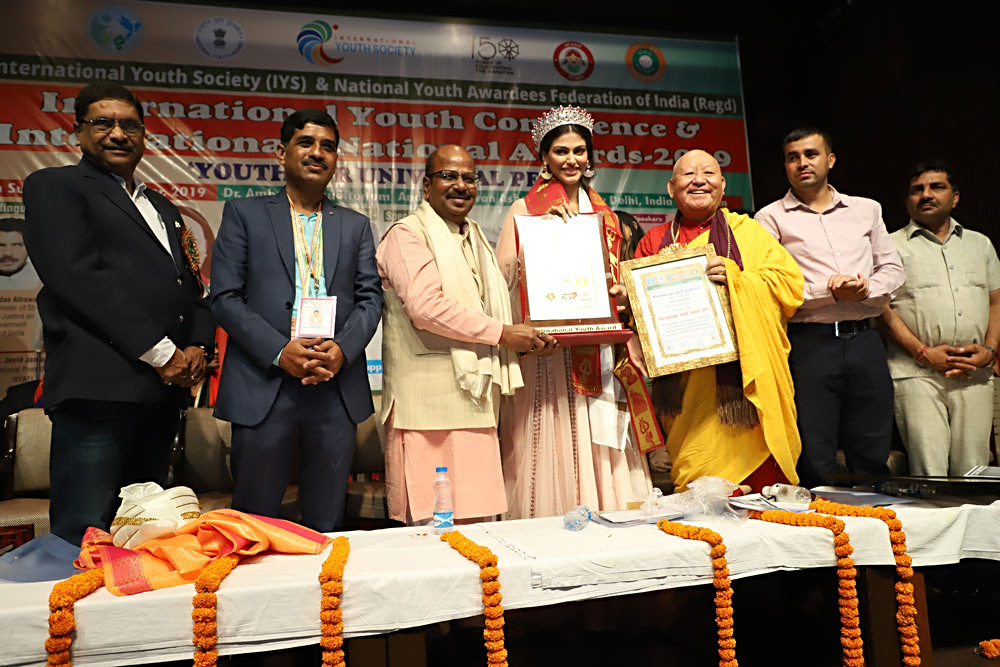 International Youth Conference and Awards 2019 India
