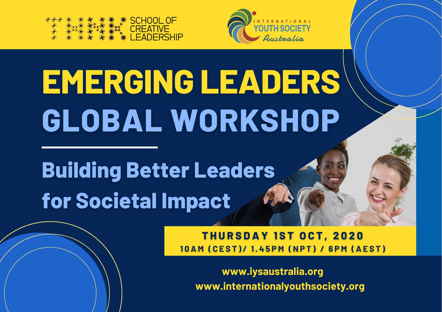Emerging Leaders Global Workshop