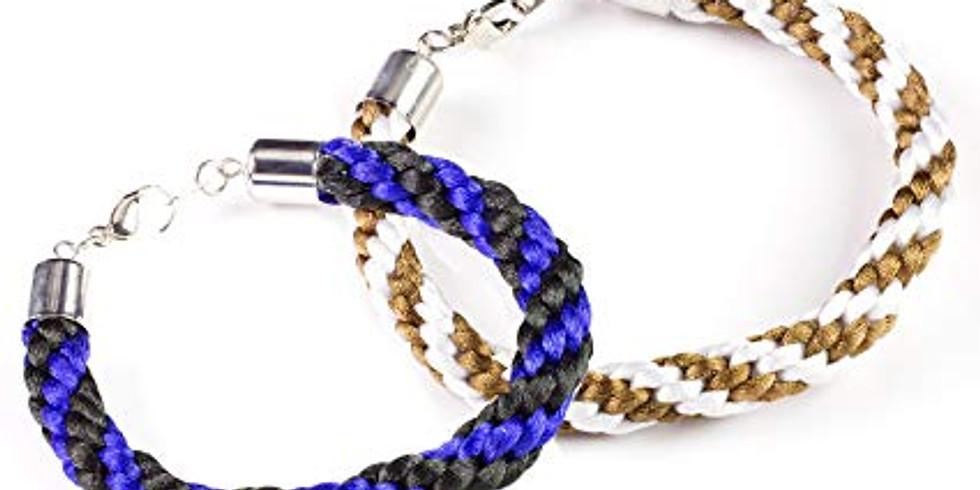 Create Kumihimo Bracelets @ Home