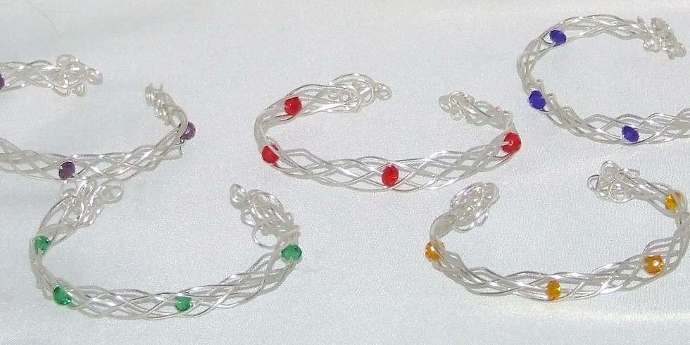 Celtic Weave Bracelets