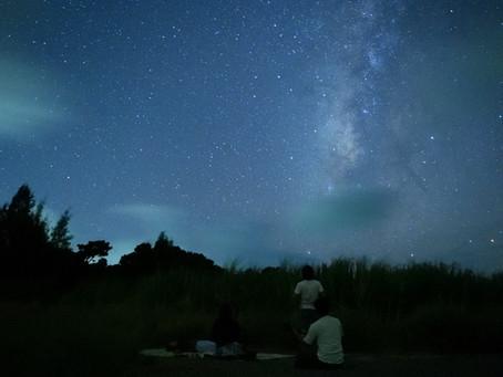 10月8日。十七夜の『ほしのおと-星ごよみツアー』