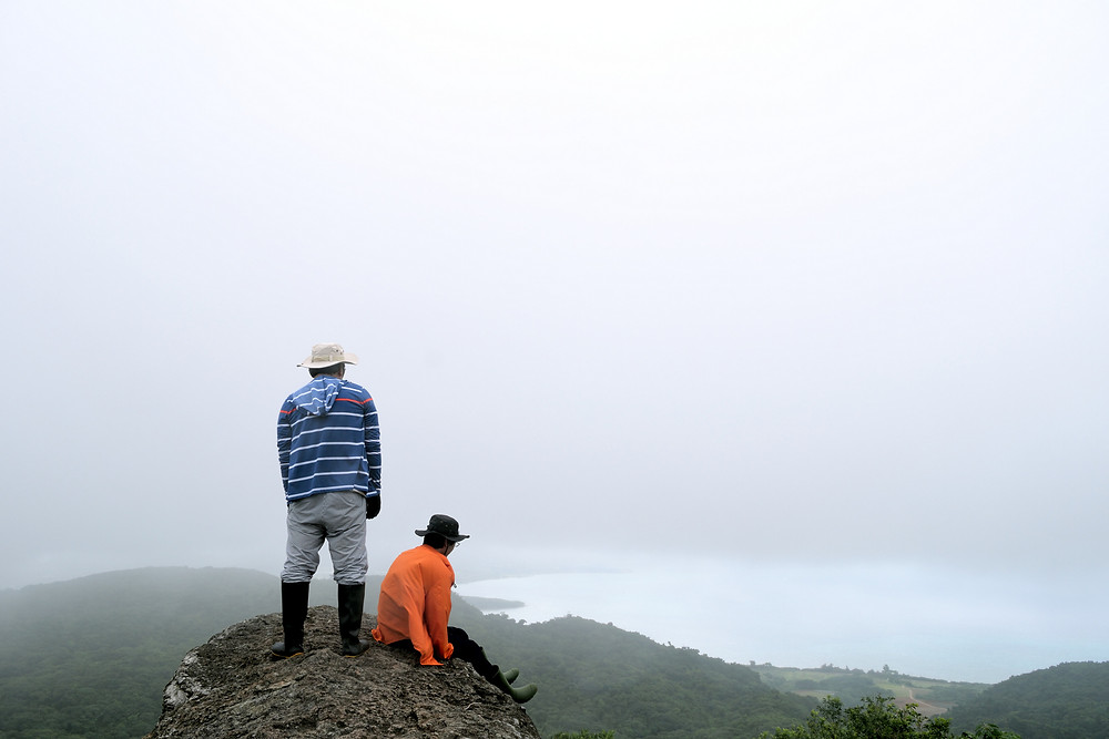 20180421_詰め放題ツアーヤラブ岳