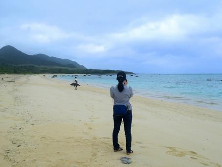 3月9日。島旅ハネムーン