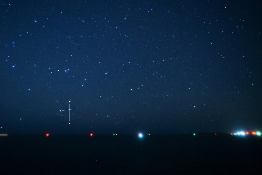 20180513_石垣島の南十字星
