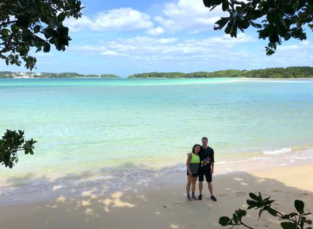 10月28日。Discover scenic beauty of Ishigaki island