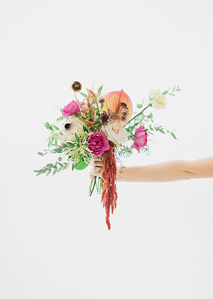 HAND-WRAPPED BOUQUET