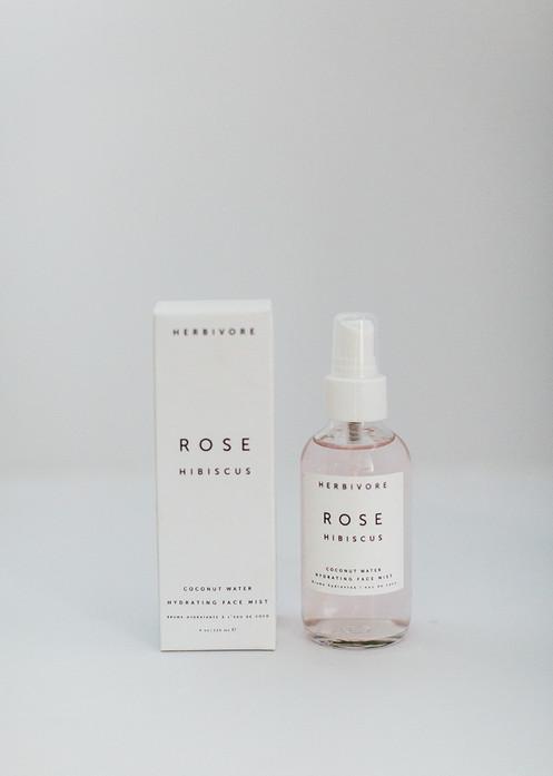 Herbivore Botanical Rose Hibiscus Hydrating Spray