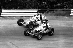 Dueling #1s at Salem Speedway