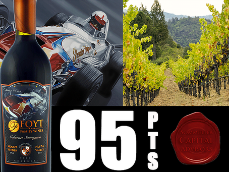 95 POINTS - The Sommelier Company