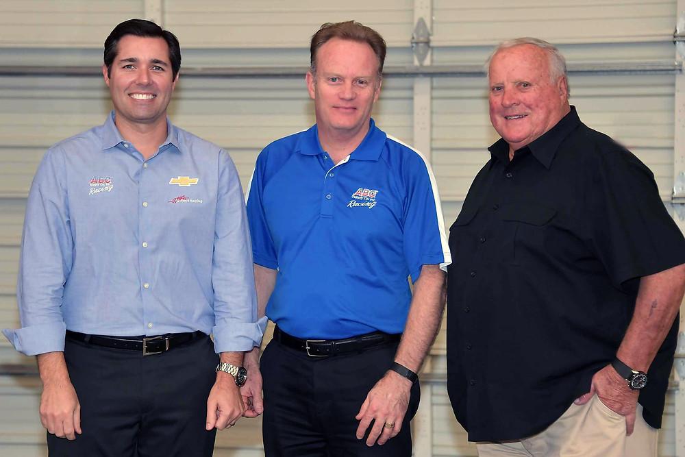 Carlos Monos, Conor Daly, Indycar