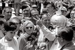 1967 Indy 500 Victory Circle