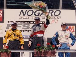 1999_Formula3-won French F3 Title