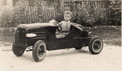 A.J. at 4 years old