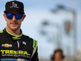 Charlie Kimball and Novo Nordisk Join AJ Foyt Racing for the 2020 NTT IndyCar Series Season