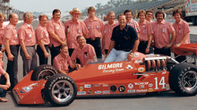 Commemorative Gilmore/Foyt Racing Crew Shirt Honors Jack Starne