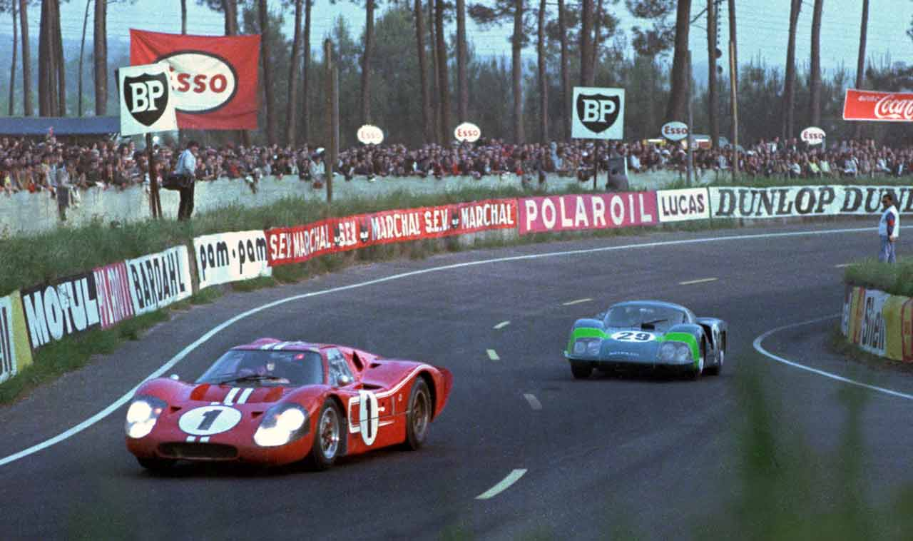 24 Hours of LeMans in 1967