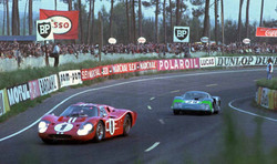24 Hours of LeMans in 1967