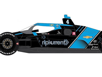 ripKurrent Signs as Primary Sponsor of No. 4 Chevrolet for the Indianapolis 500
