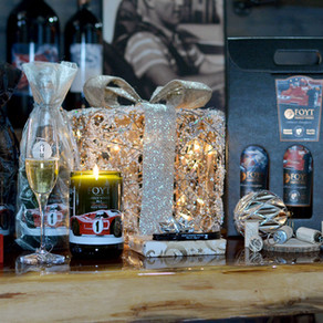 Foyt Wines 2019 Holiday Gift-Giving
