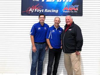 Tony Kanaan Joins AJ Foyt Racing To Drive the No. 14 ABC Supply Chevrolet