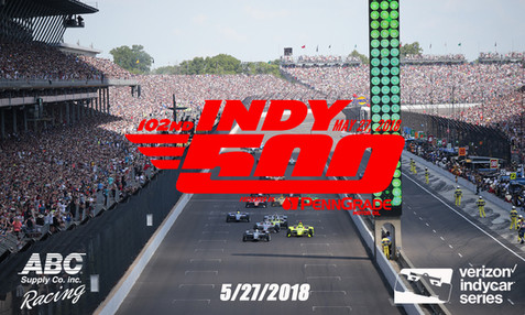 2018 Indy 500