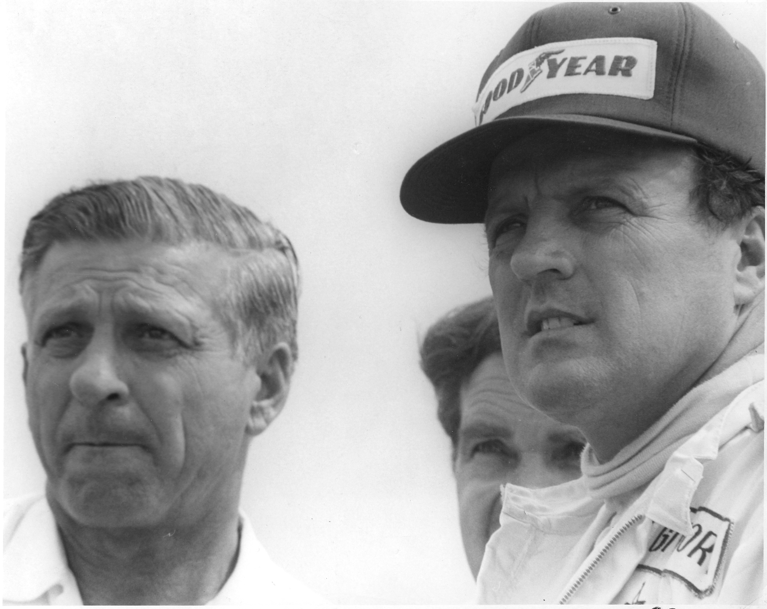 Tony Foyt and son A.J.
