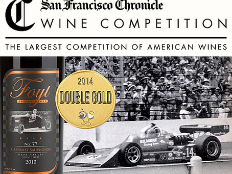 Double Gold- SF Chronicle 2014