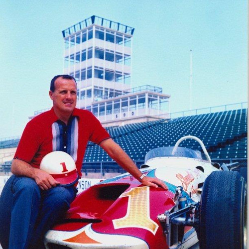 1964 AJ Foyt day after 500 victory.jpg