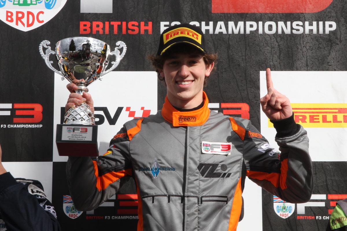 Leist - Vitoria Snetterton F3 Inglesa