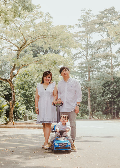Family photography outdoor