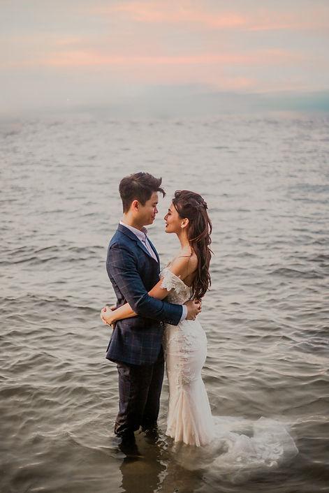 Faustina and Andy pre-wedding