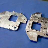 Фрезерованные детали из алюминия В95Т1