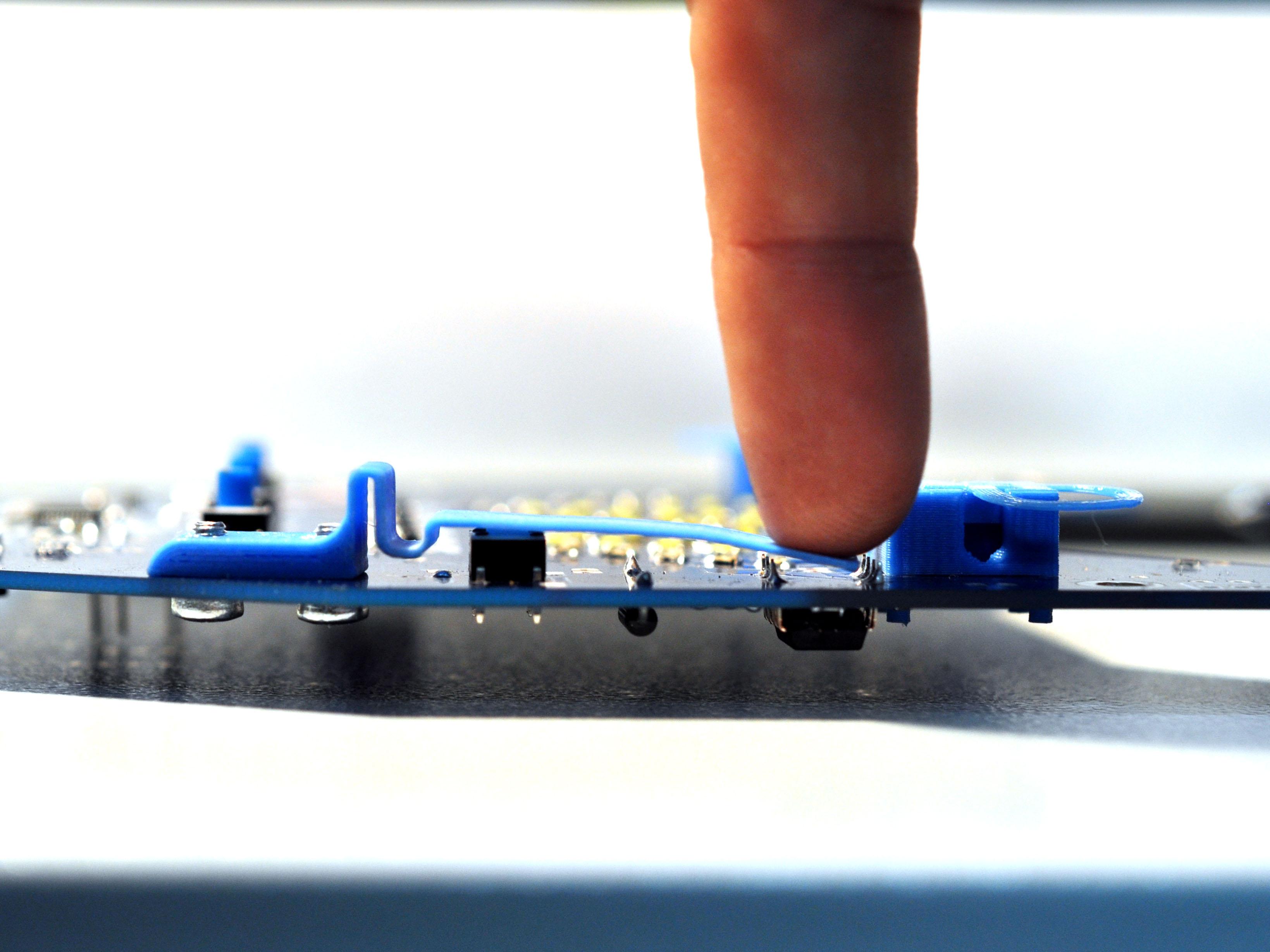 3d-печать элементов для электроники