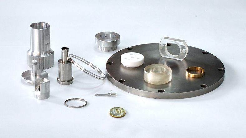 Изготовление деталей из металла, оргстекла, фторопласта
