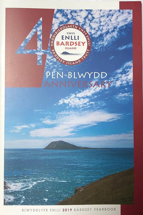 Blwyddlyfr Enlli 2019 Bardsey Yearbook