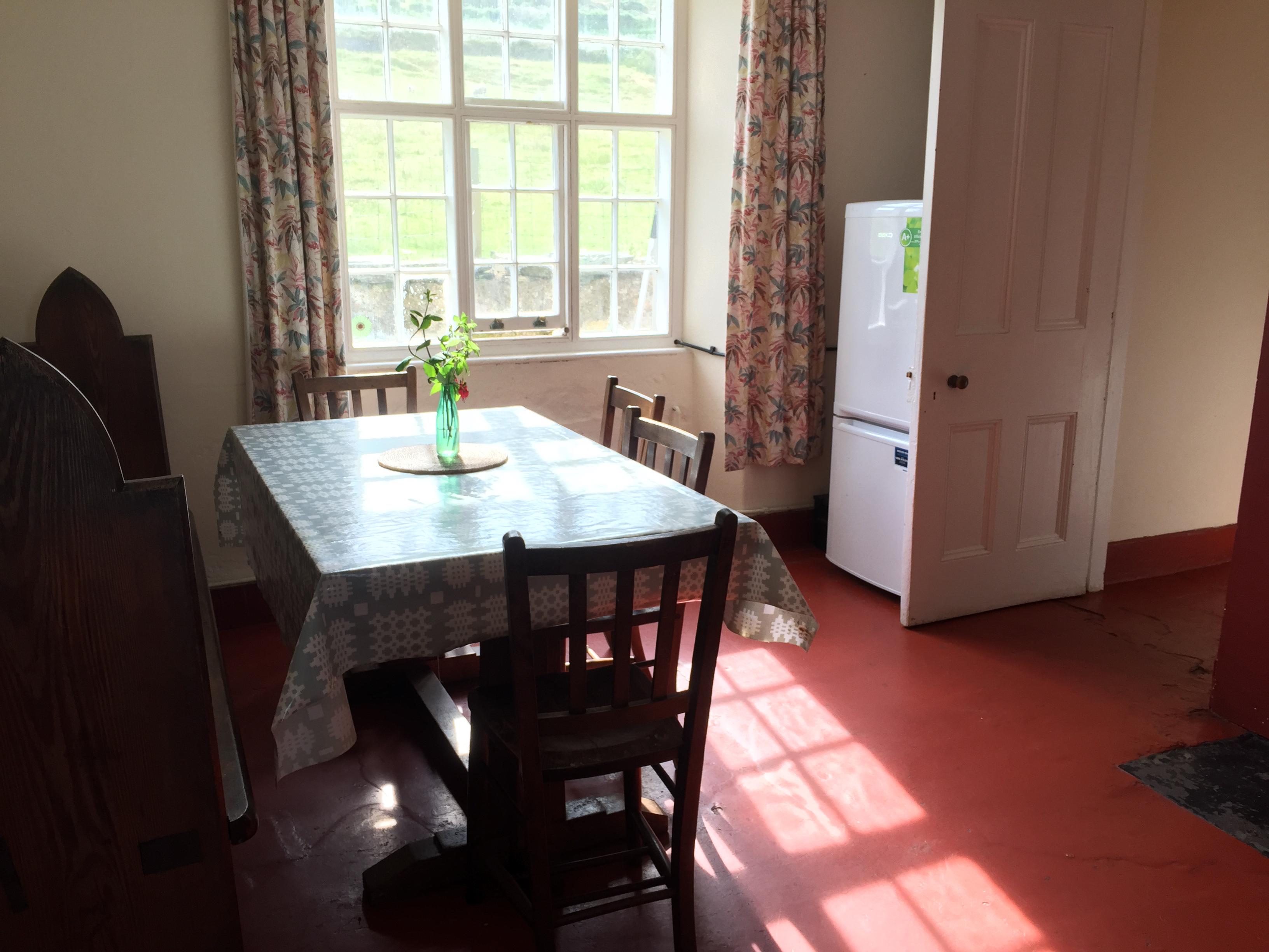 Ystafell fwyta | Dining Room