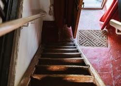 carreg bach steps