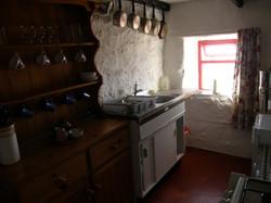 Carreg Bach kitchen