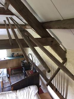 Olion wreiddiol   Original oars