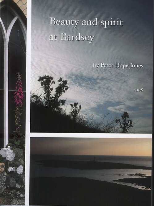 Llyfr / Book  - Beauty & Spirit at Bardsey