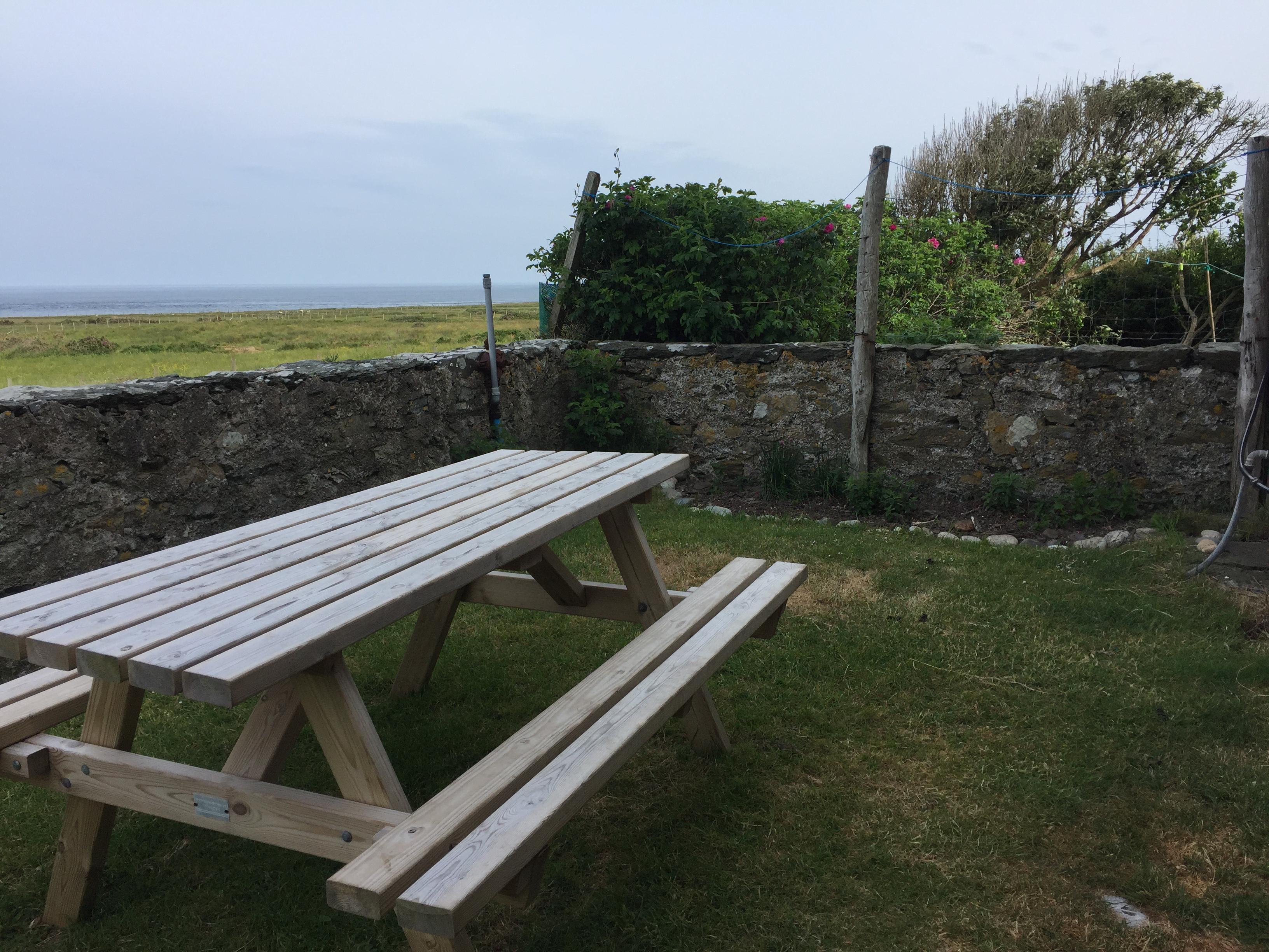 Bainc byta | Picnic bench