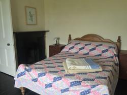 West facing double bedroom