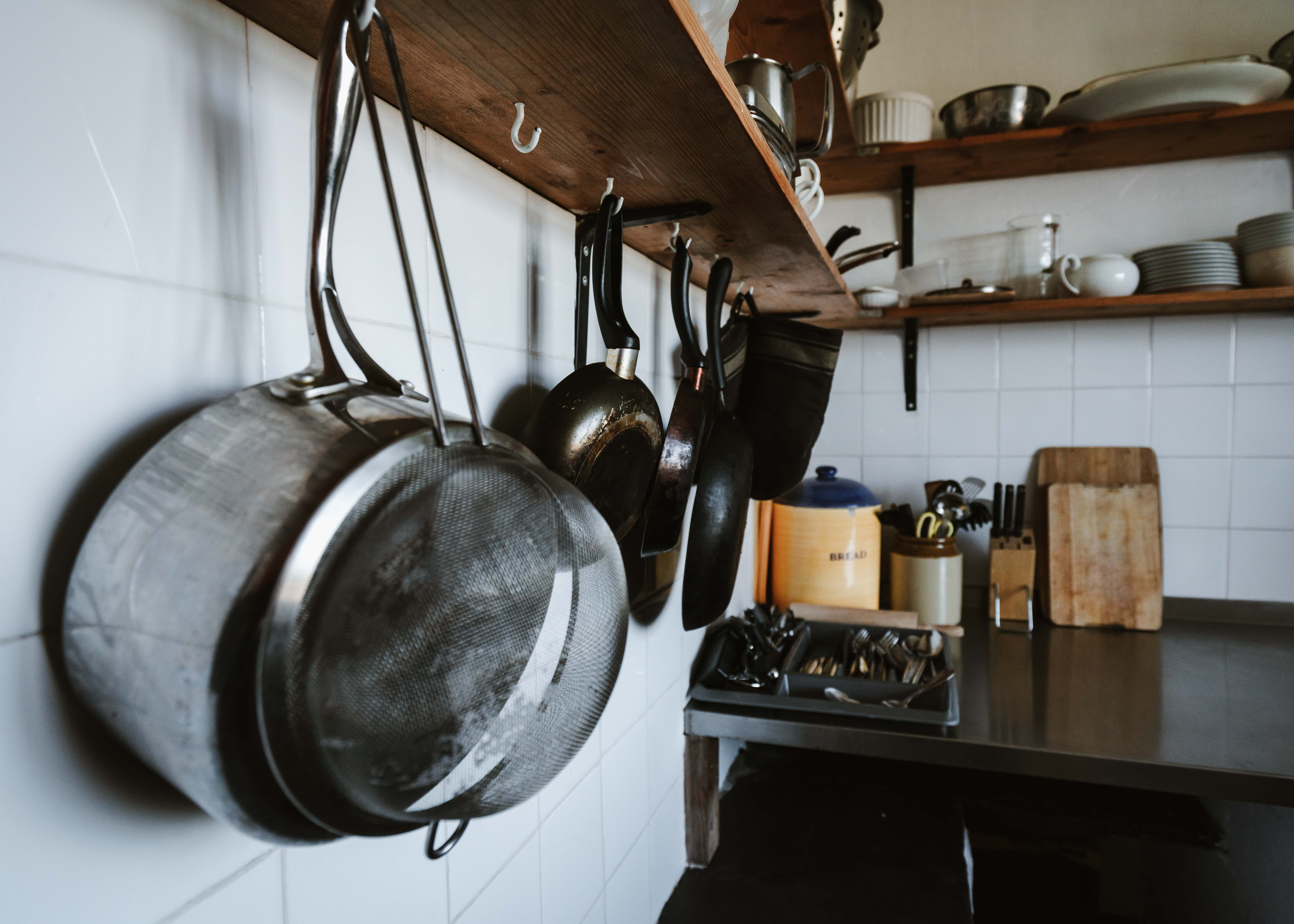 carreg fawr kitchen