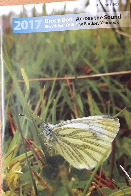 Blwyddlyfr Enlli  / Bardsey Yearbook 2017