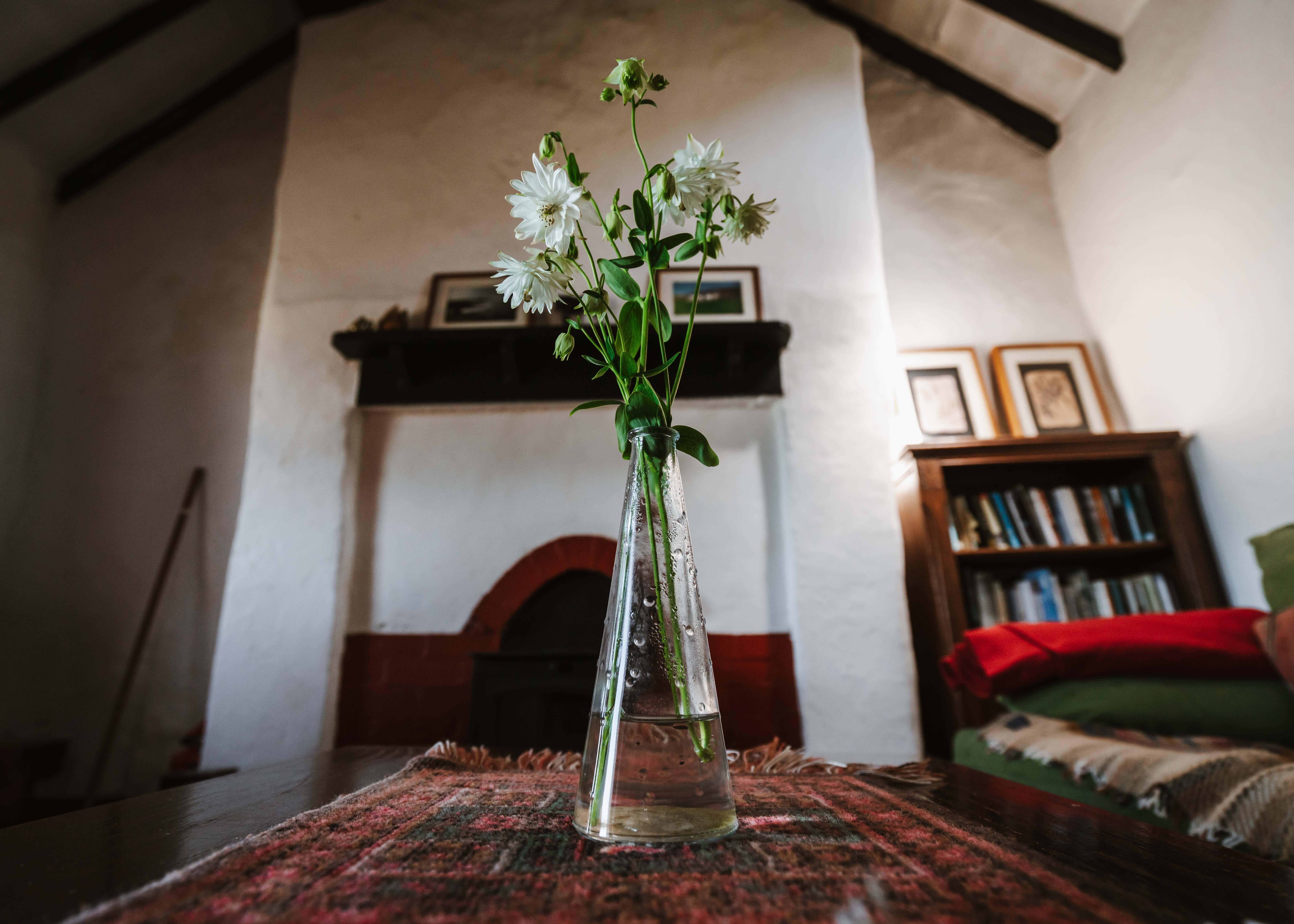 Lolfa / Lounge @ Carreg Bach
