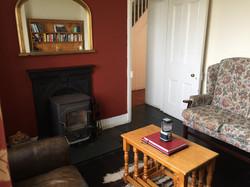 Lle tan y lolfa   Cosy living room