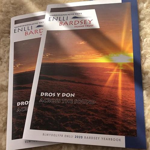 Blwyddlyfr Enlli 2020 Bardsey Yearbook